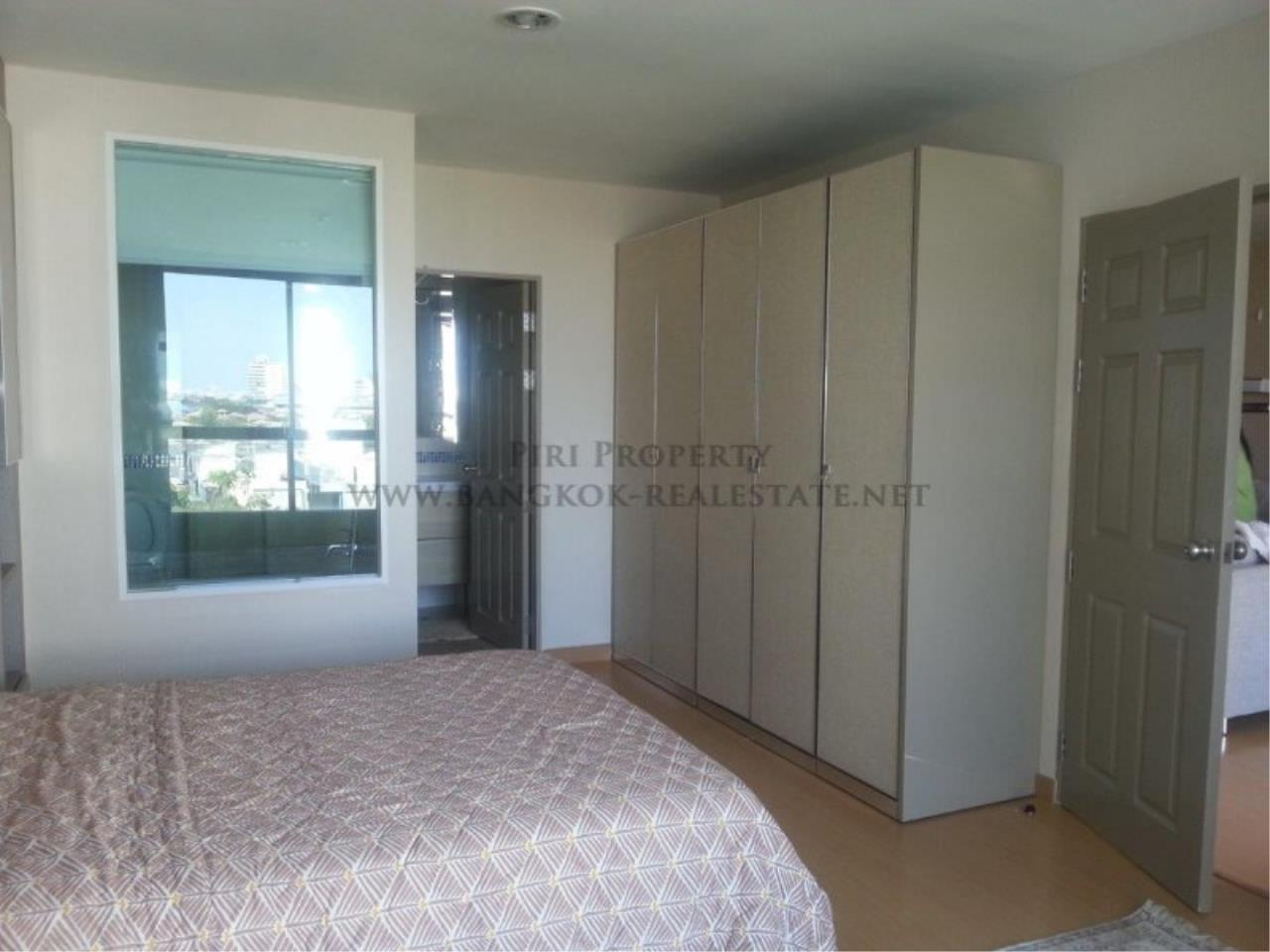 Piri Property Agency's 2 Bed - 80 SQM - near Phra Khanong - Nice Low Rise Condo fully renovated 4