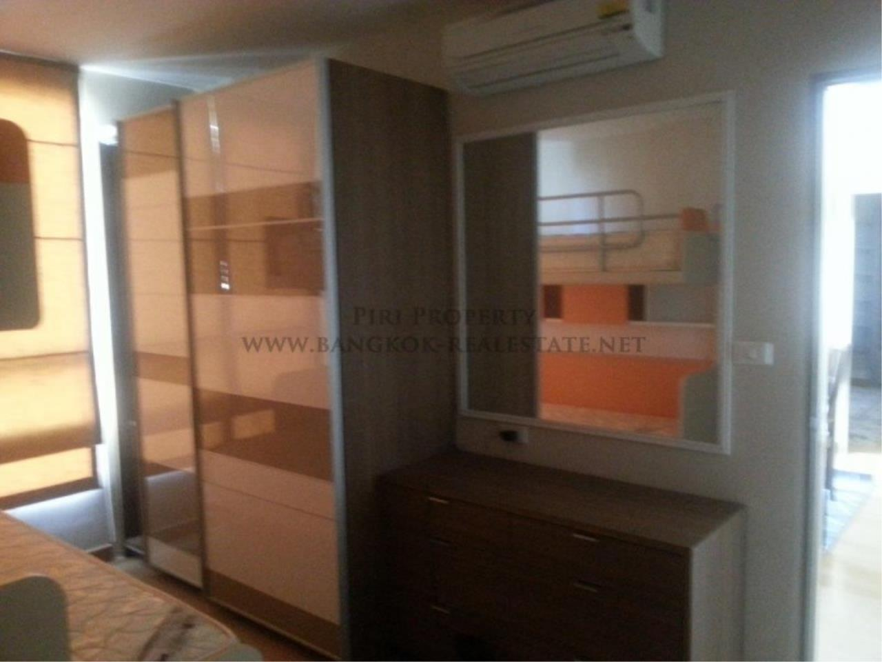 Piri Property Agency's 2 Bed - 80 SQM - near Phra Khanong - Nice Low Rise Condo fully renovated 6