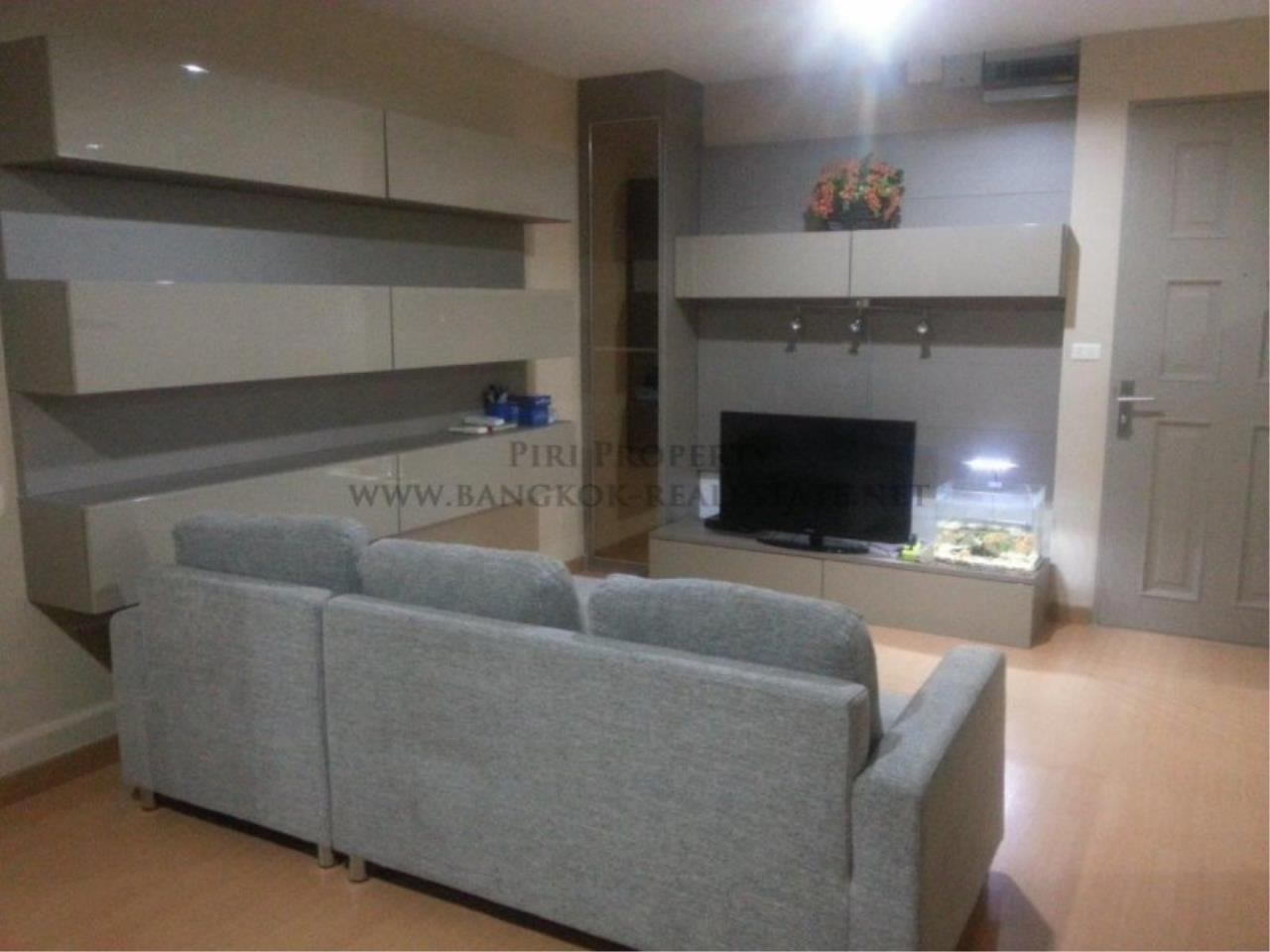Piri Property Agency's 2 Bed - 80 SQM - near Phra Khanong - Nice Low Rise Condo fully renovated 1