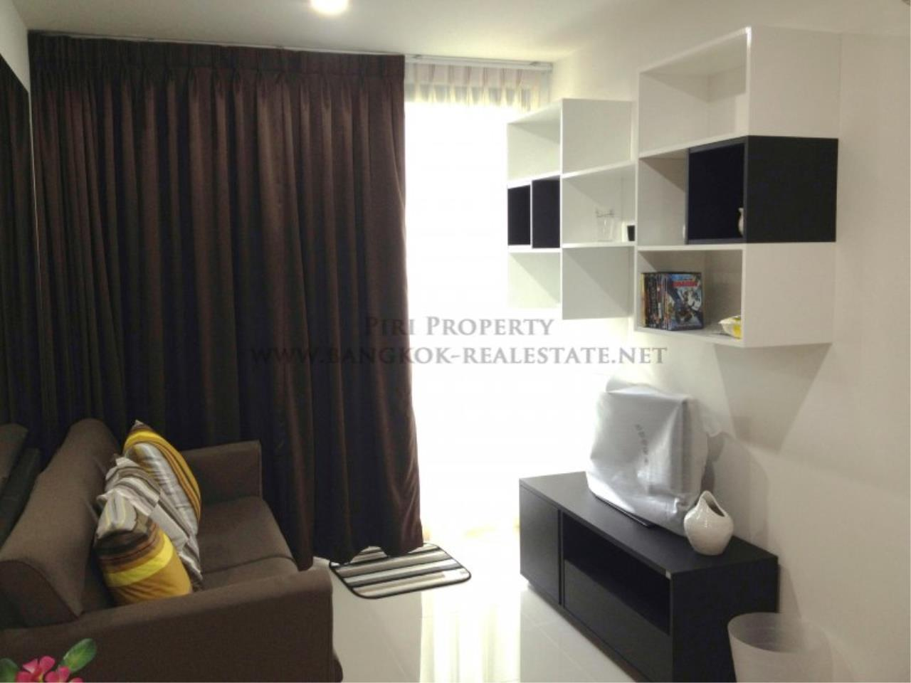Piri Property Agency's Nice 1 Bedroom near Onnut BTS - The President Condo for Rent 4