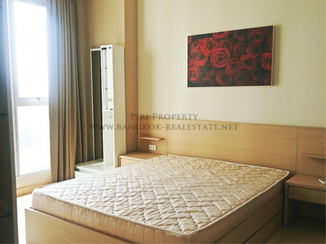Piri Property Agency's Rhythm Ratchada for Rent 45 SQM 1 Bedroom near MRT 4