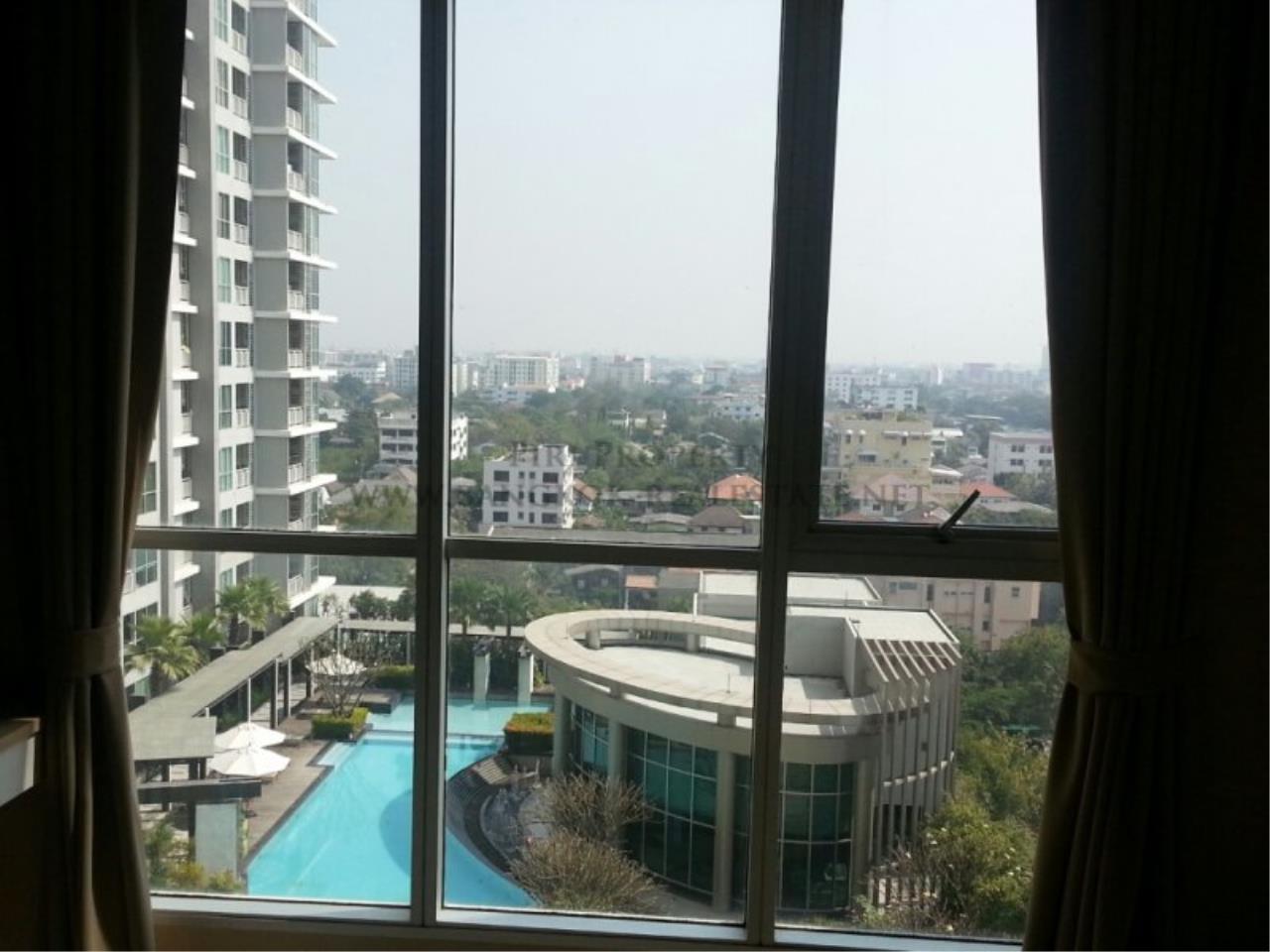 Piri Property Agency's Rhythm Ratchada for Rent 45 SQM 1 Bedroom near MRT 3