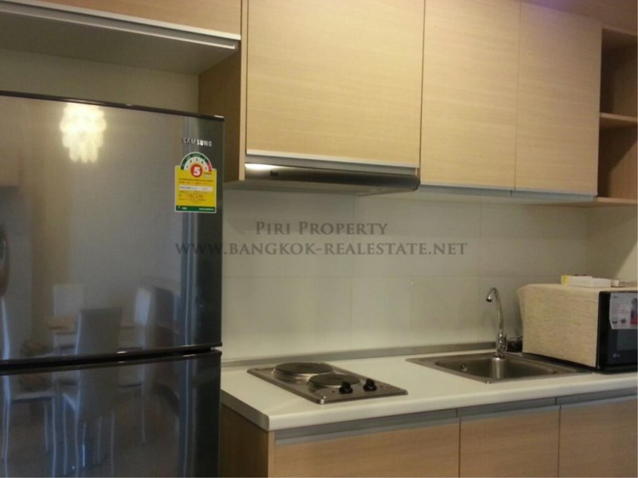 Piri Property Agency's Rhythm Ratchada for Rent 45 SQM 1 Bedroom near MRT 7