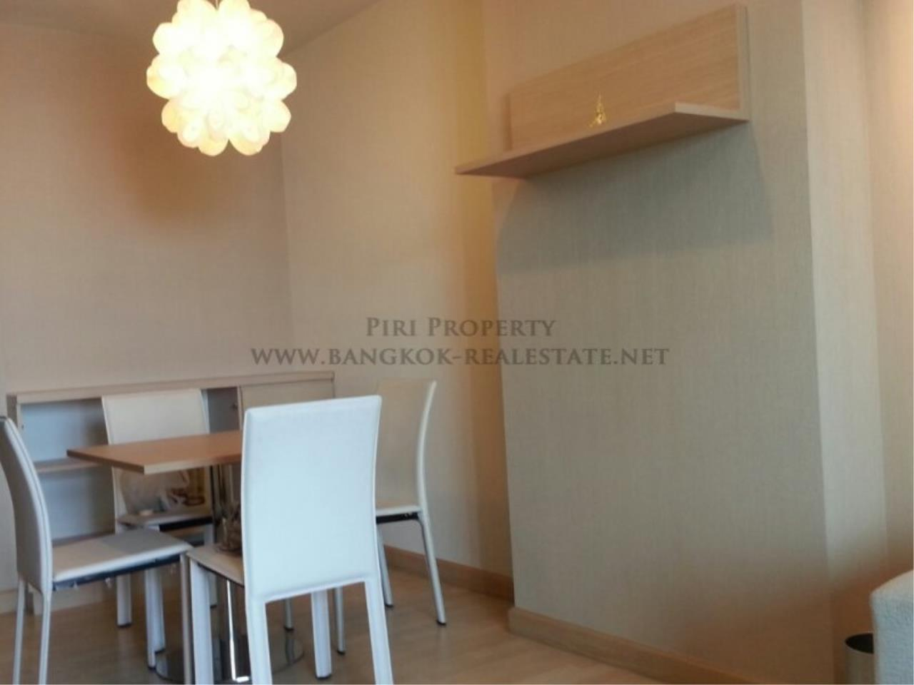 Piri Property Agency's Rhythm Ratchada for Rent 45 SQM 1 Bedroom near MRT 8