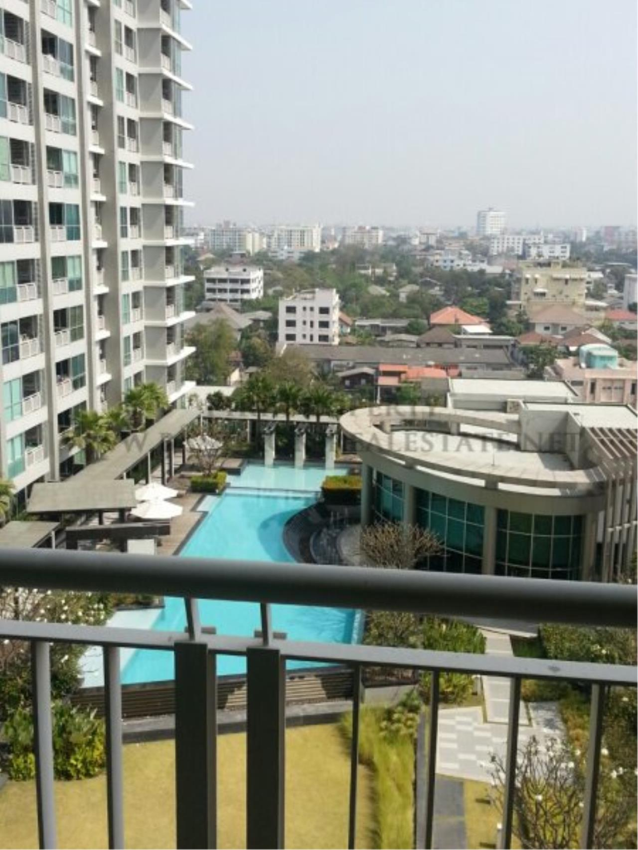 Piri Property Agency's Rhythm Ratchada for Rent 45 SQM 1 Bedroom near MRT 6
