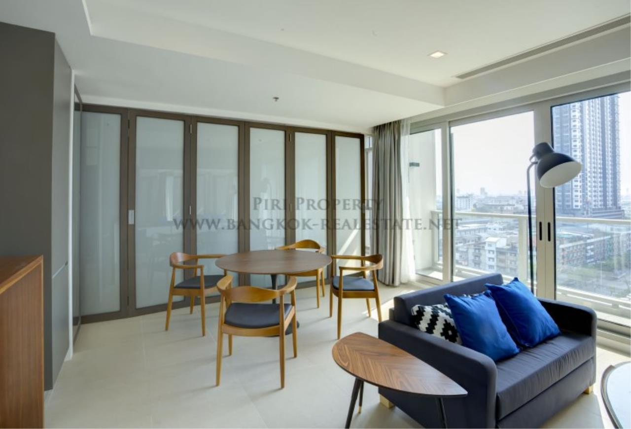 Piri Property Agency's Unique Designer 1 Bedroom for Sale in The River Condominium 4