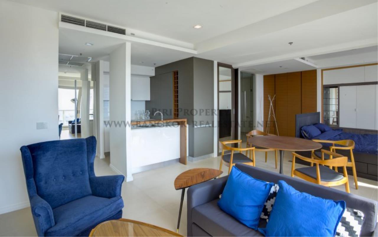 Piri Property Agency's Unique Designer 1 Bedroom for Sale in The River Condominium 1