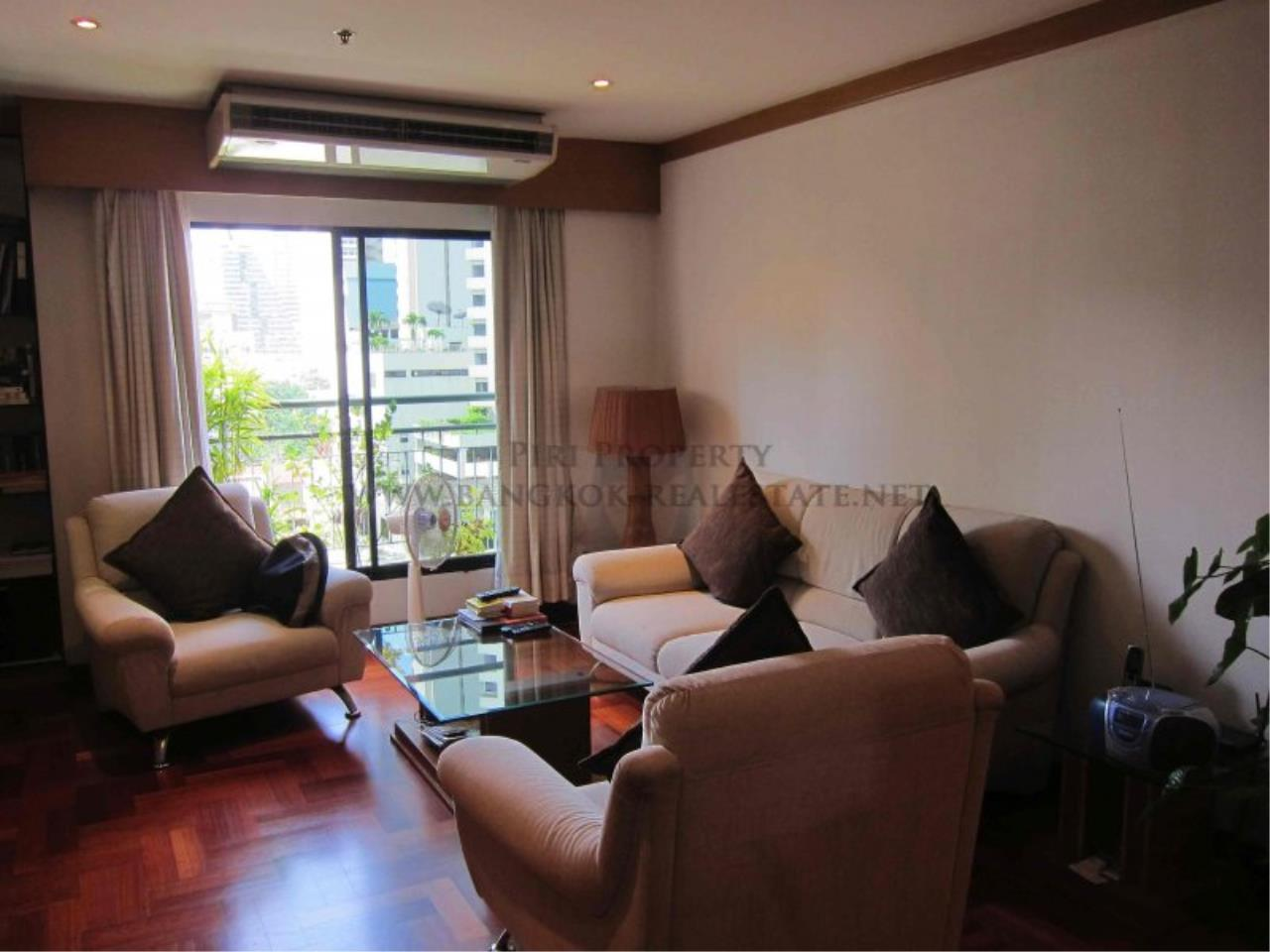 Piri Property Agency's Liberty Park 2 Condominium - Fully furnished 2 Bedroom Condo for Rent 1