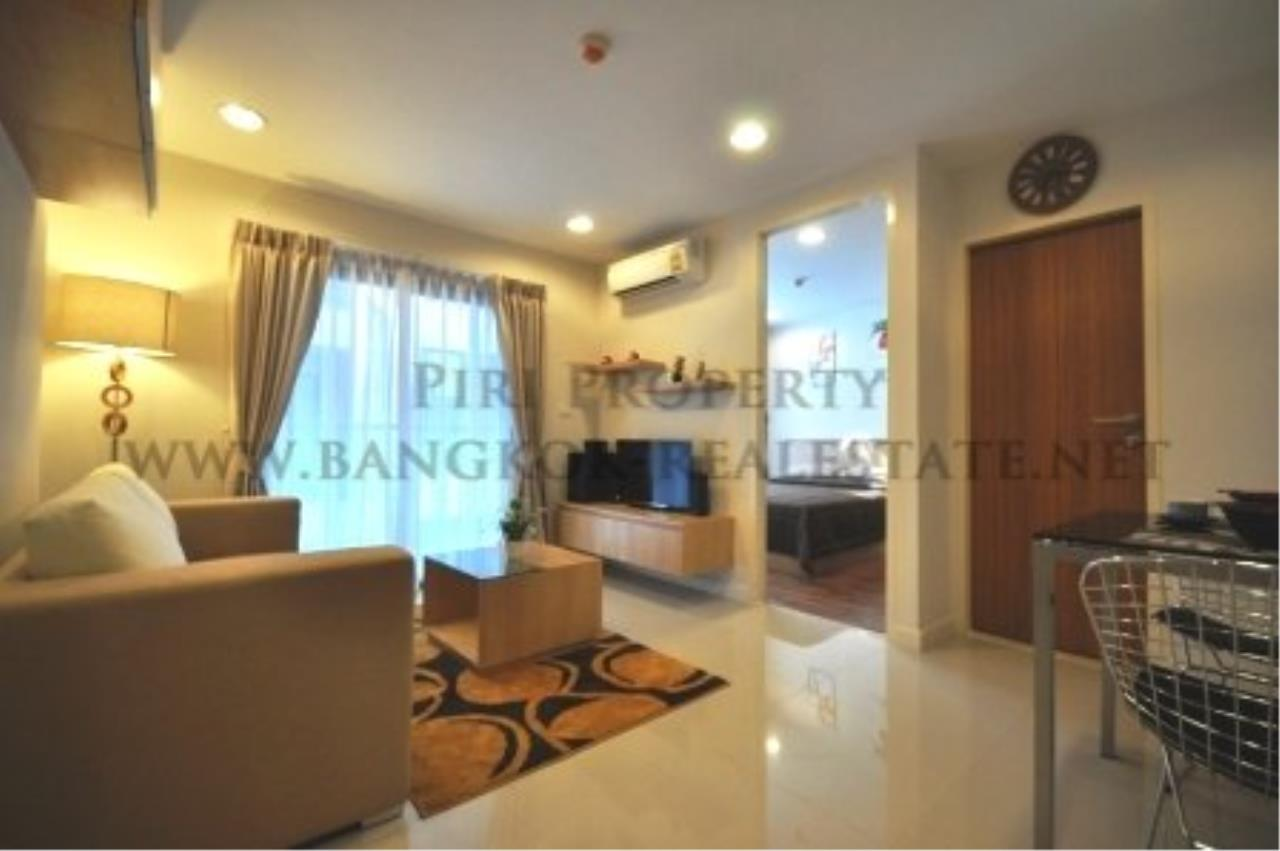 Piri Property Agency's Nice and cozy condo unit in Ekkamai for rent - Zenith Place Sukhumvit 42 3