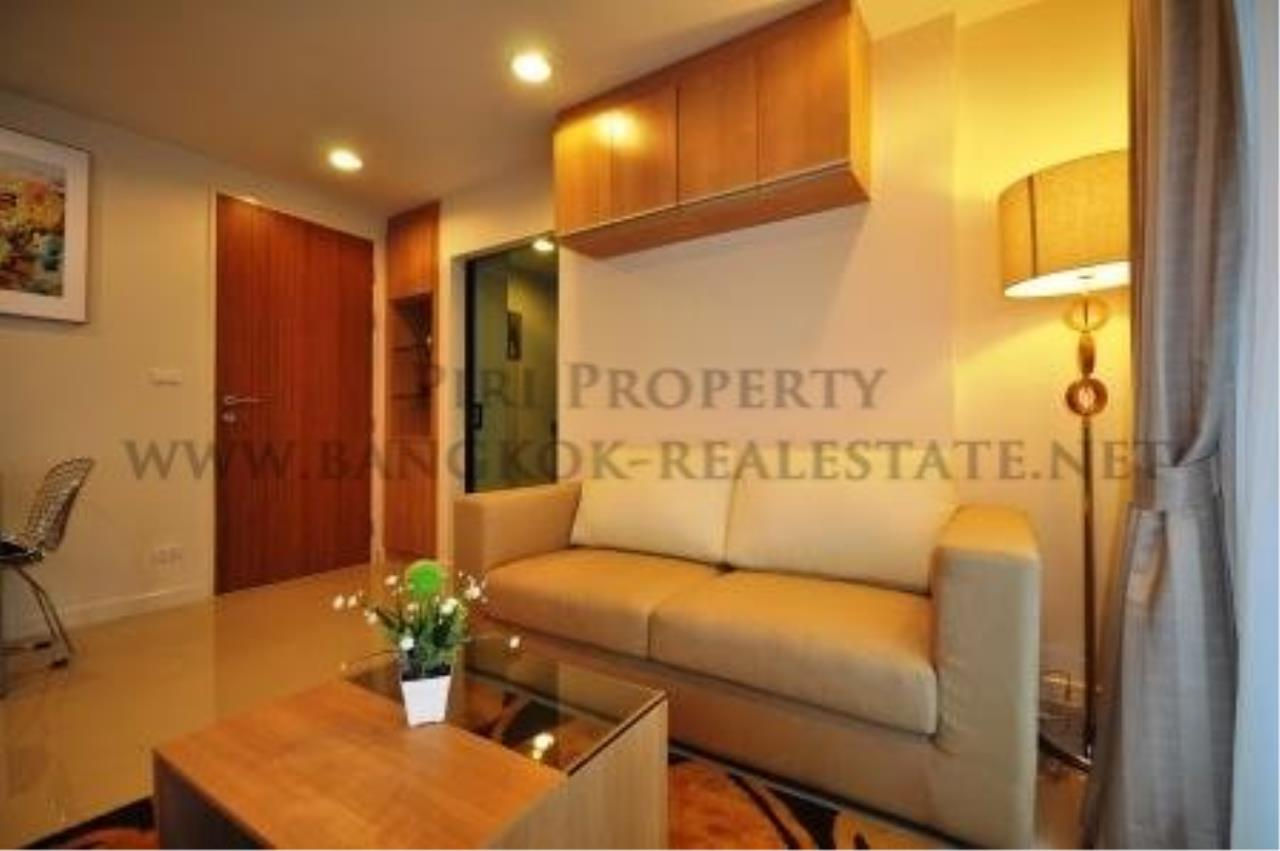 Piri Property Agency's Nice and cozy condo unit in Ekkamai for rent - Zenith Place Sukhumvit 42 2