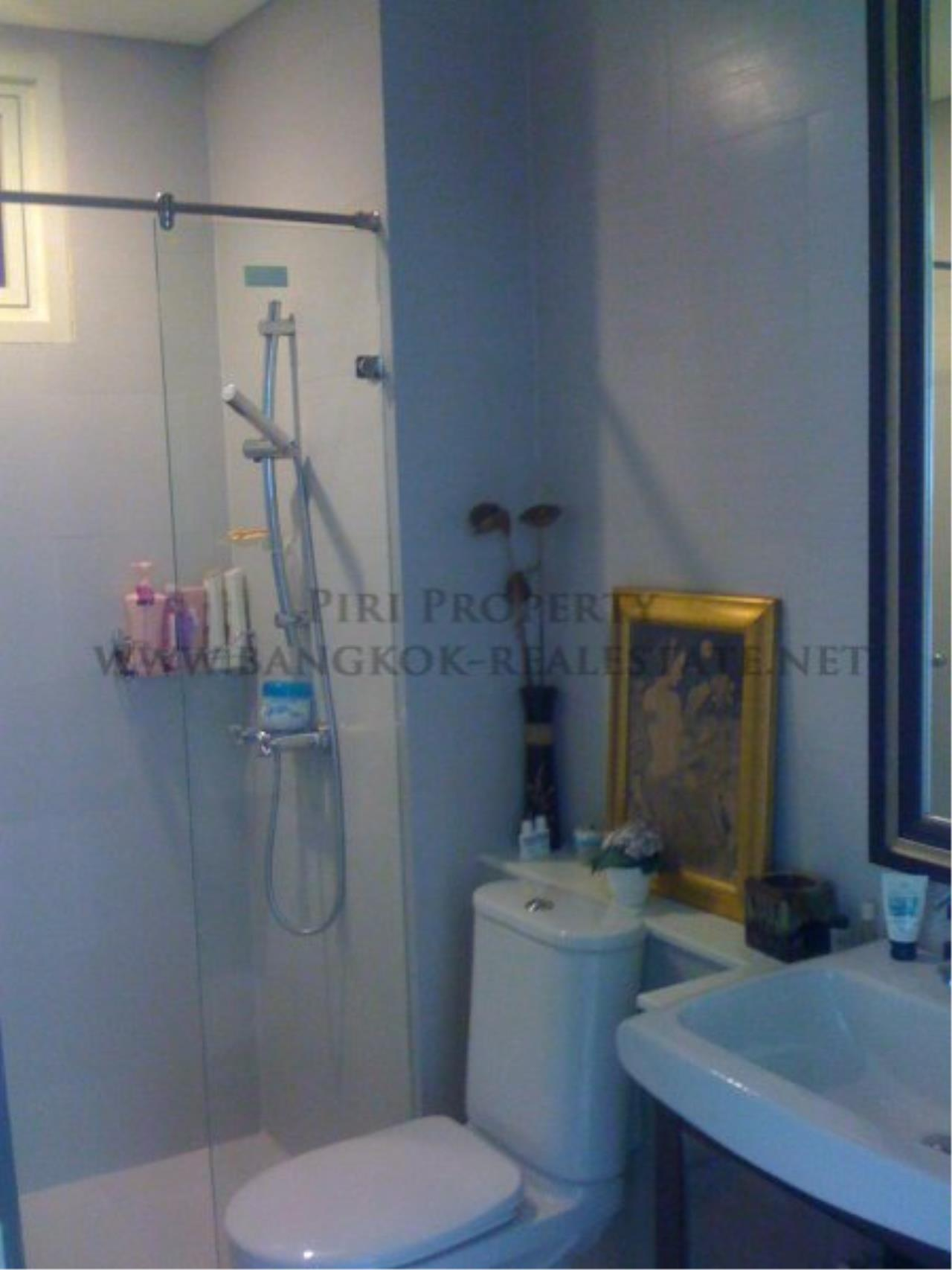 Piri Property Agency's Nice 2 Bedroom Condo for Rent - Watermark Chaophraya - High Floor 7