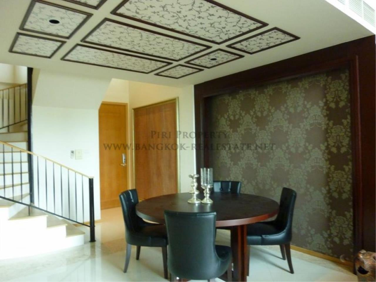 Piri Property Agency's Exclusive Duplex Condo in Sathorn - 2 Bedroom Condo for Rent 3