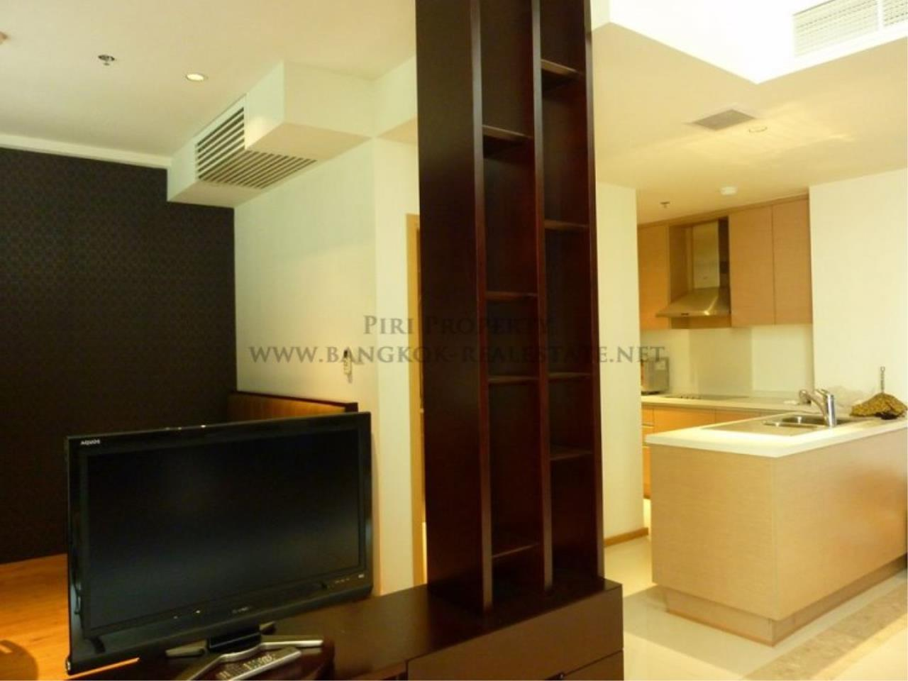 Piri Property Agency's Exclusive Duplex Condo in Sathorn - 2 Bedroom Condo for Rent 4