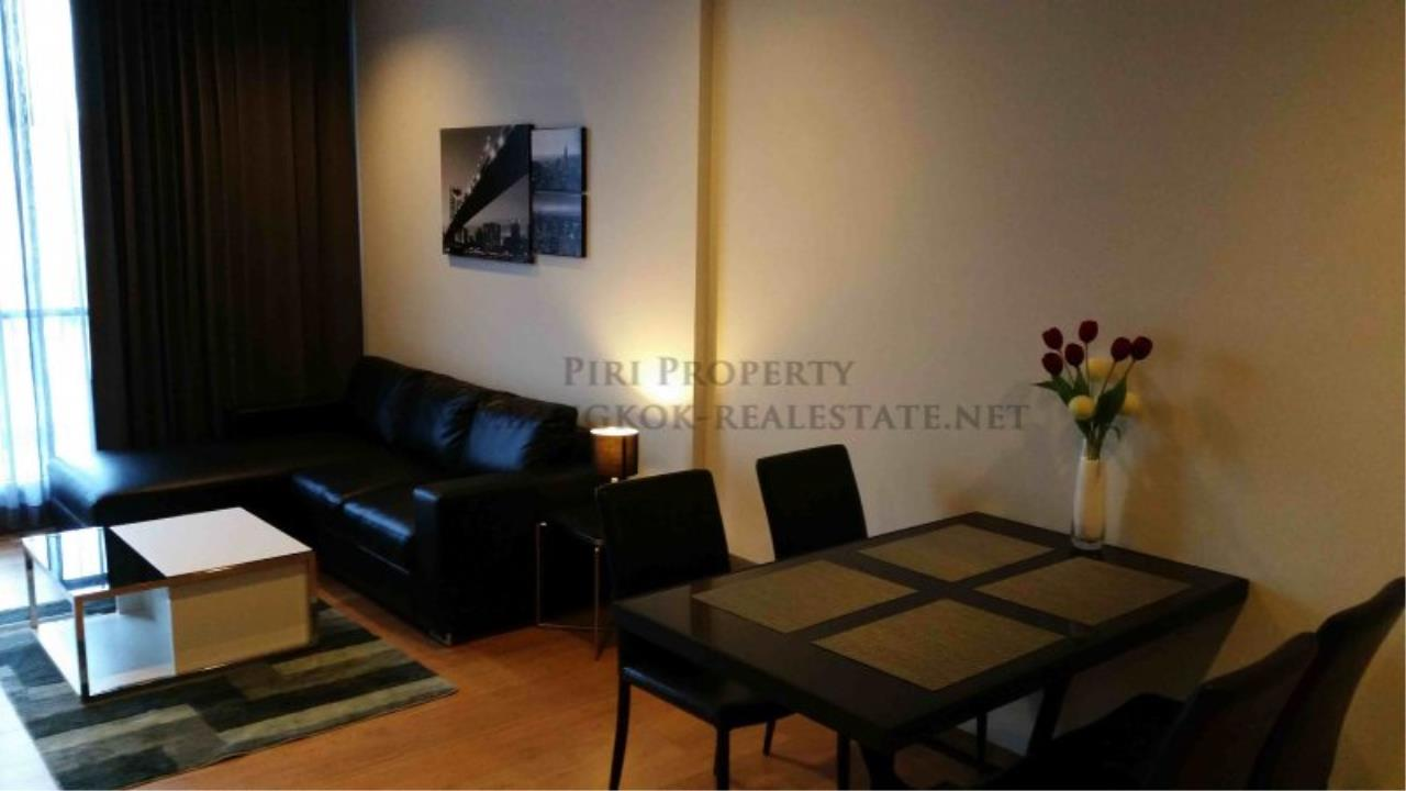 Piri Property Agency's Nicely decorated Condo in Nana - Hyde Sukhumvit - 2 Bed 6