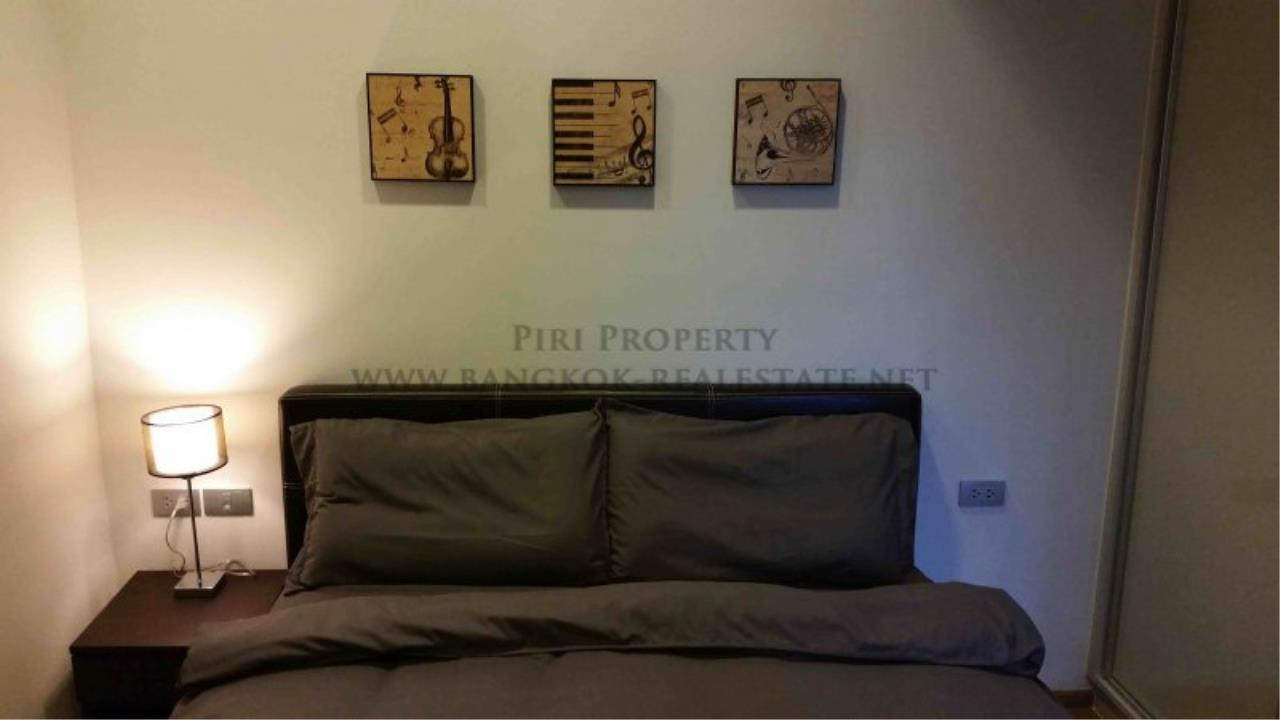 Piri Property Agency's Nicely decorated Condo in Nana - Hyde Sukhumvit - 2 Bed 4