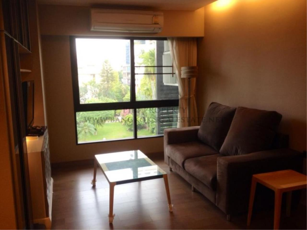 Piri Property Agency's Nice 1 Bedroom Condo in Thonglor for Rent - Tidy Thonglor 2