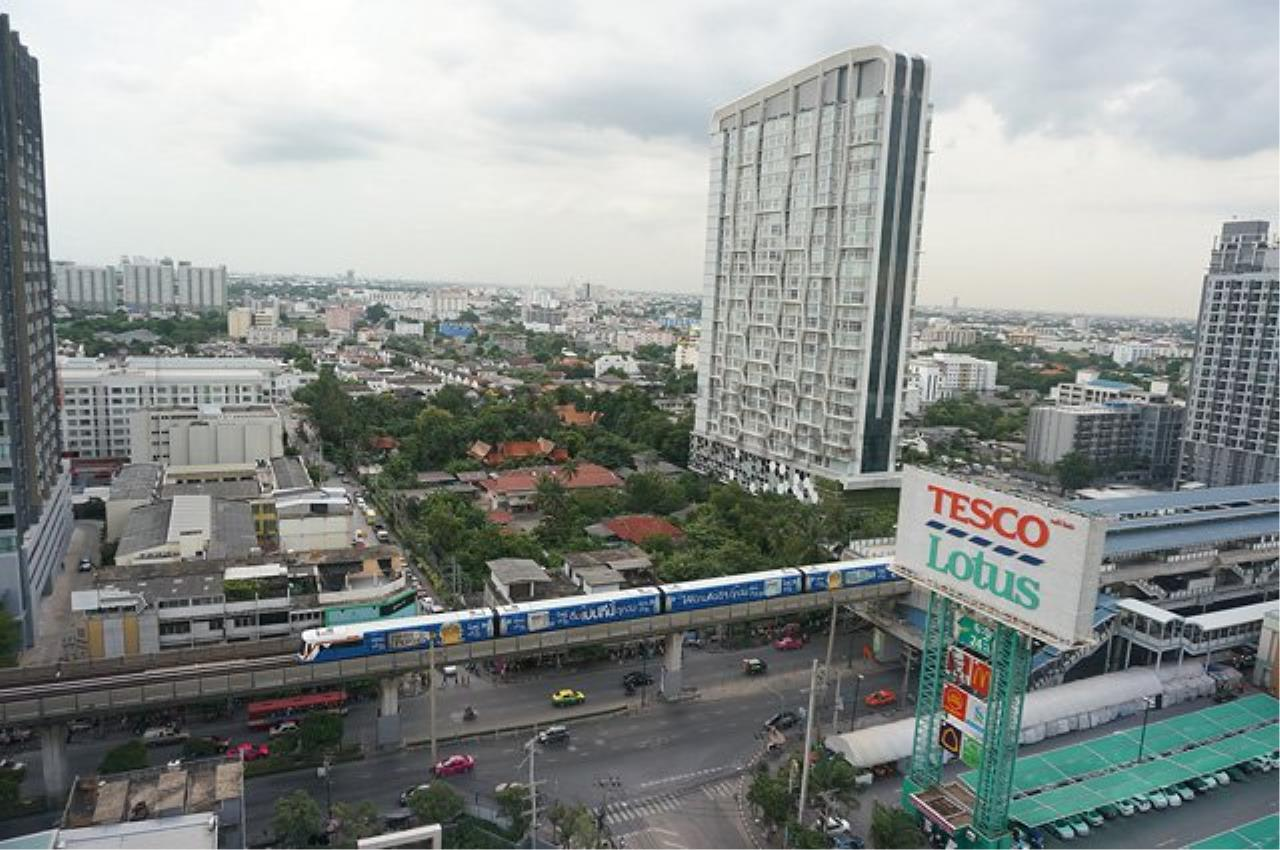 Piri Property Agency's Rhythm Sukhumvit Soi 50 - Nice 1 Bedroom for Rent 5