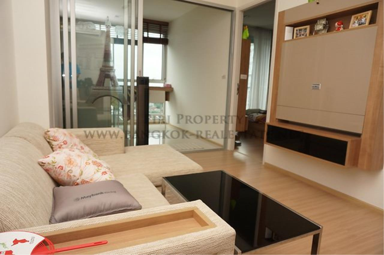 Piri Property Agency's Rhythm Sukhumvit Soi 50 - Nice 1 Bedroom for Rent 1