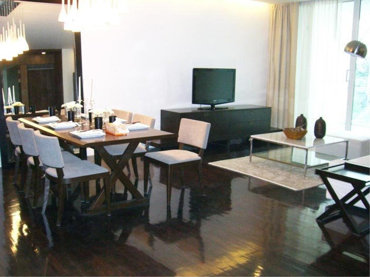 Piri Property Agency's Modern 3 Bedroom Condo in D Raj Residences for Rent on Mid Floor 2
