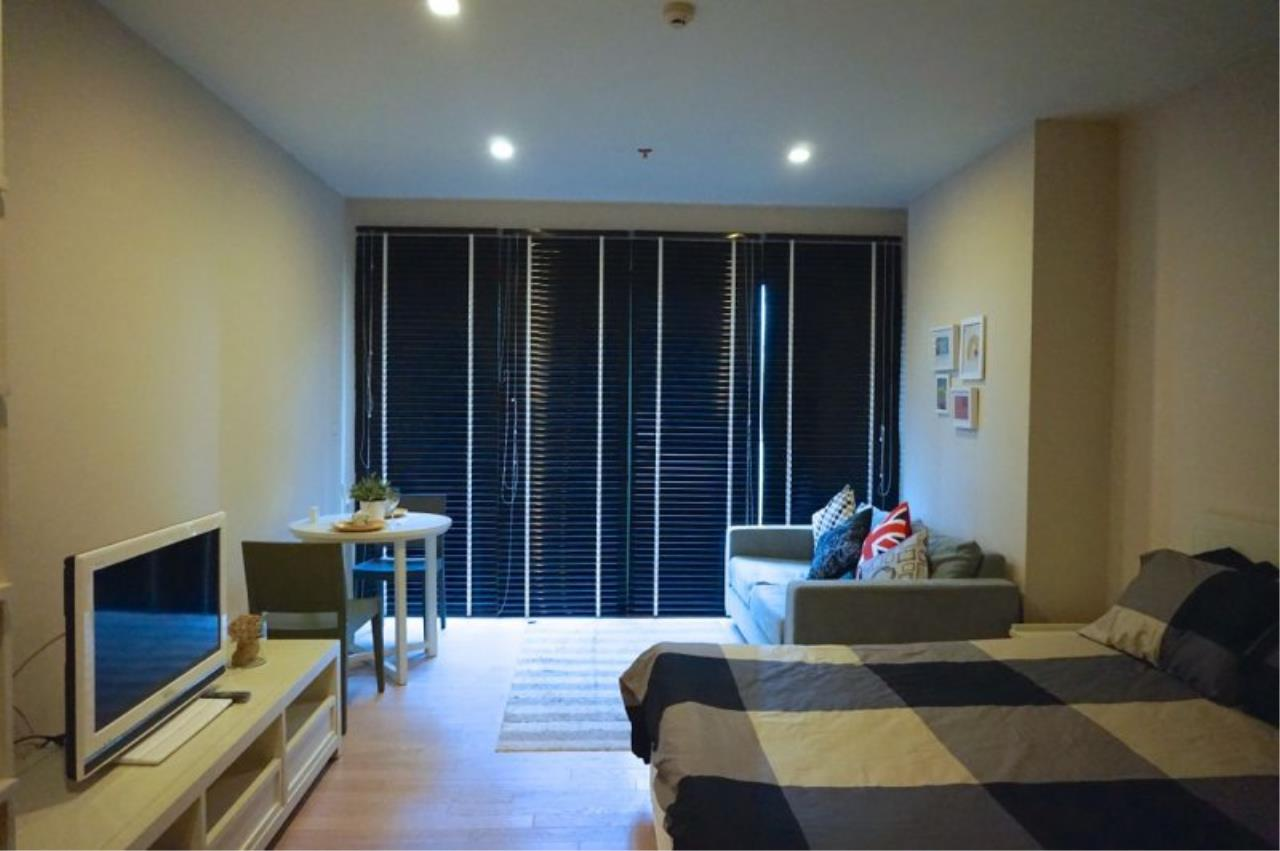 Piri Property Agency's Cozy Studio in Noble Solo for rent - Located in the heart of Thonglor 2