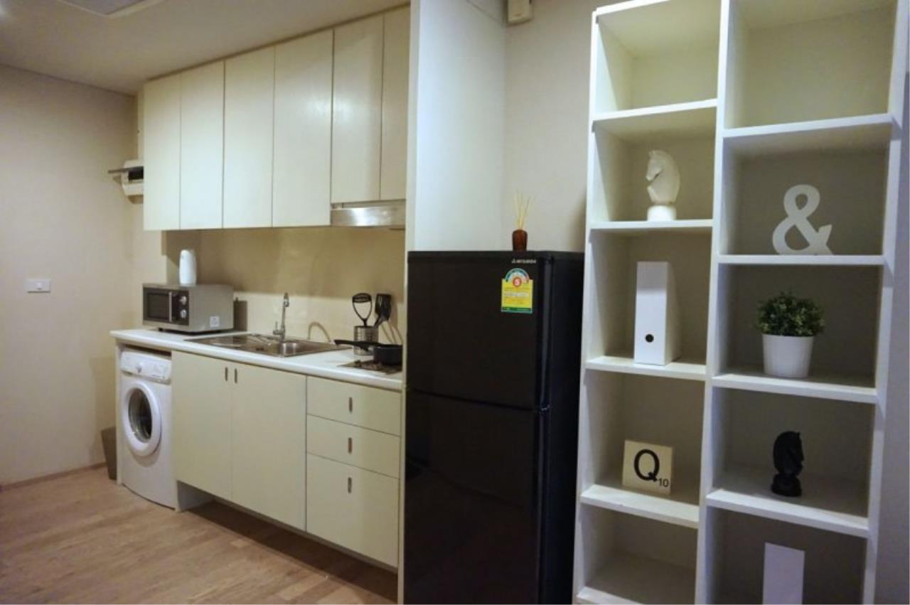 Piri Property Agency's Cozy Studio in Noble Solo for rent - Located in the heart of Thonglor 4