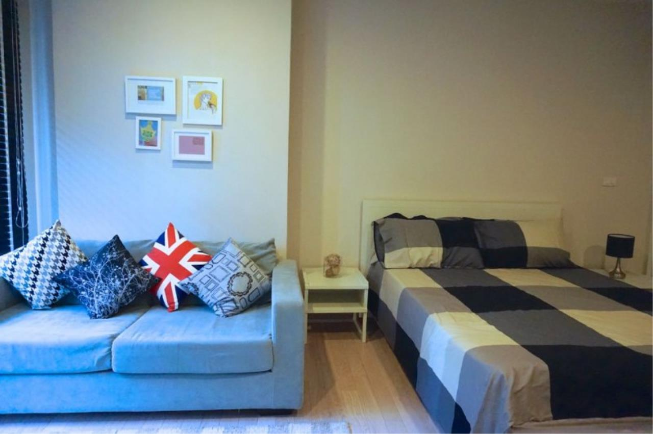 Piri Property Agency's Cozy Studio in Noble Solo for rent - Located in the heart of Thonglor 6