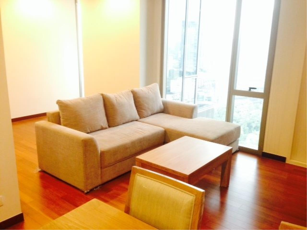 Piri Property Agency's Cozy 1 Bedroom Condo in the Ashton Bulding for rent on high floor 2