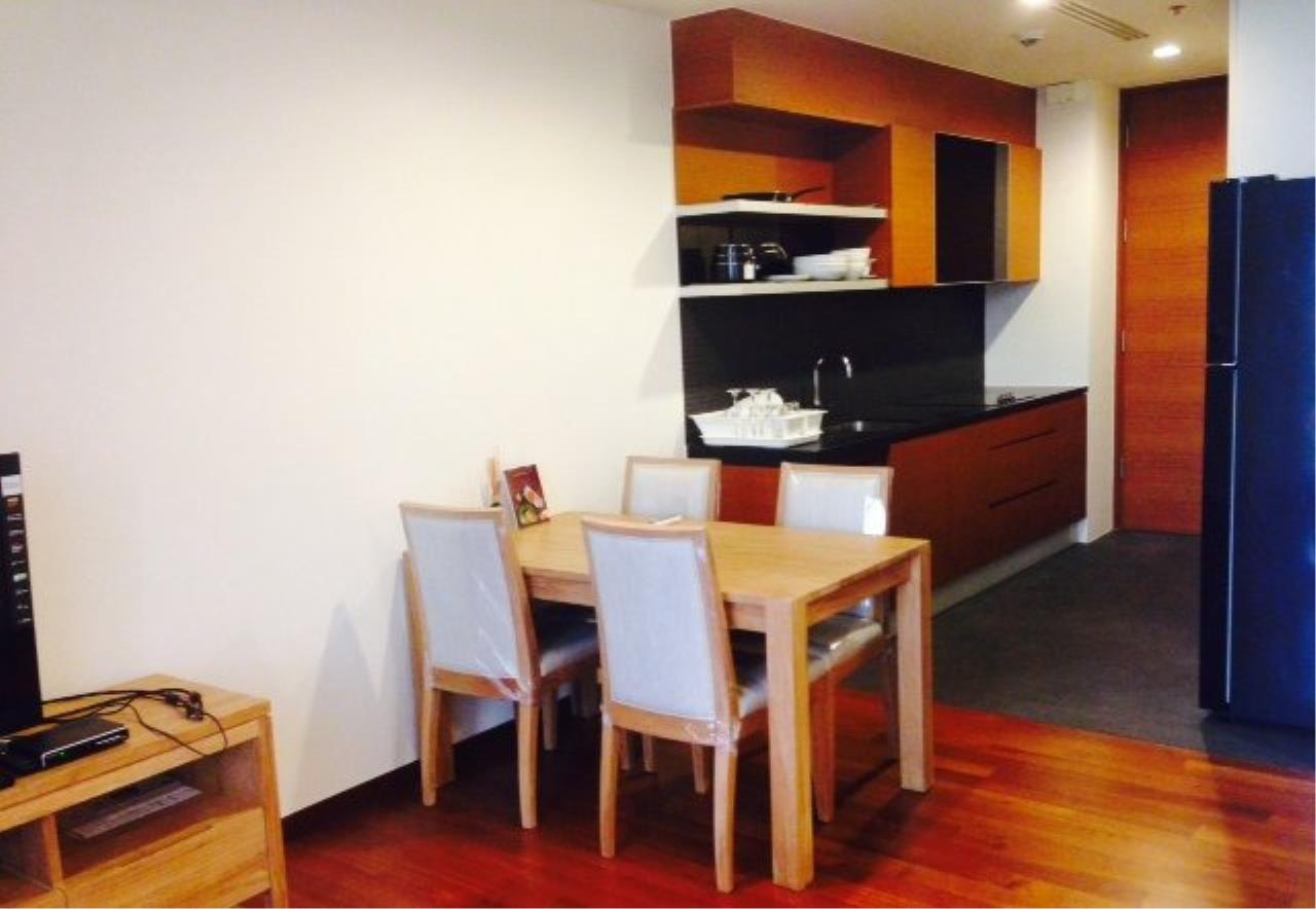 Piri Property Agency's Cozy 1 Bedroom Condo in the Ashton Bulding for rent on high floor 9