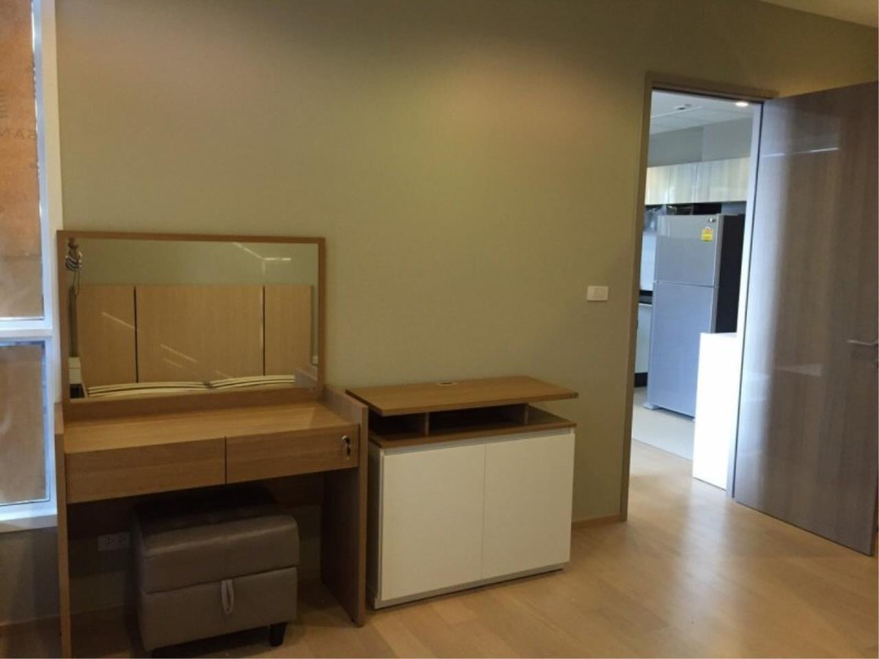 Piri Property Agency's Compact 1 Bedroom in the HQ Condo for rent on high floor 4