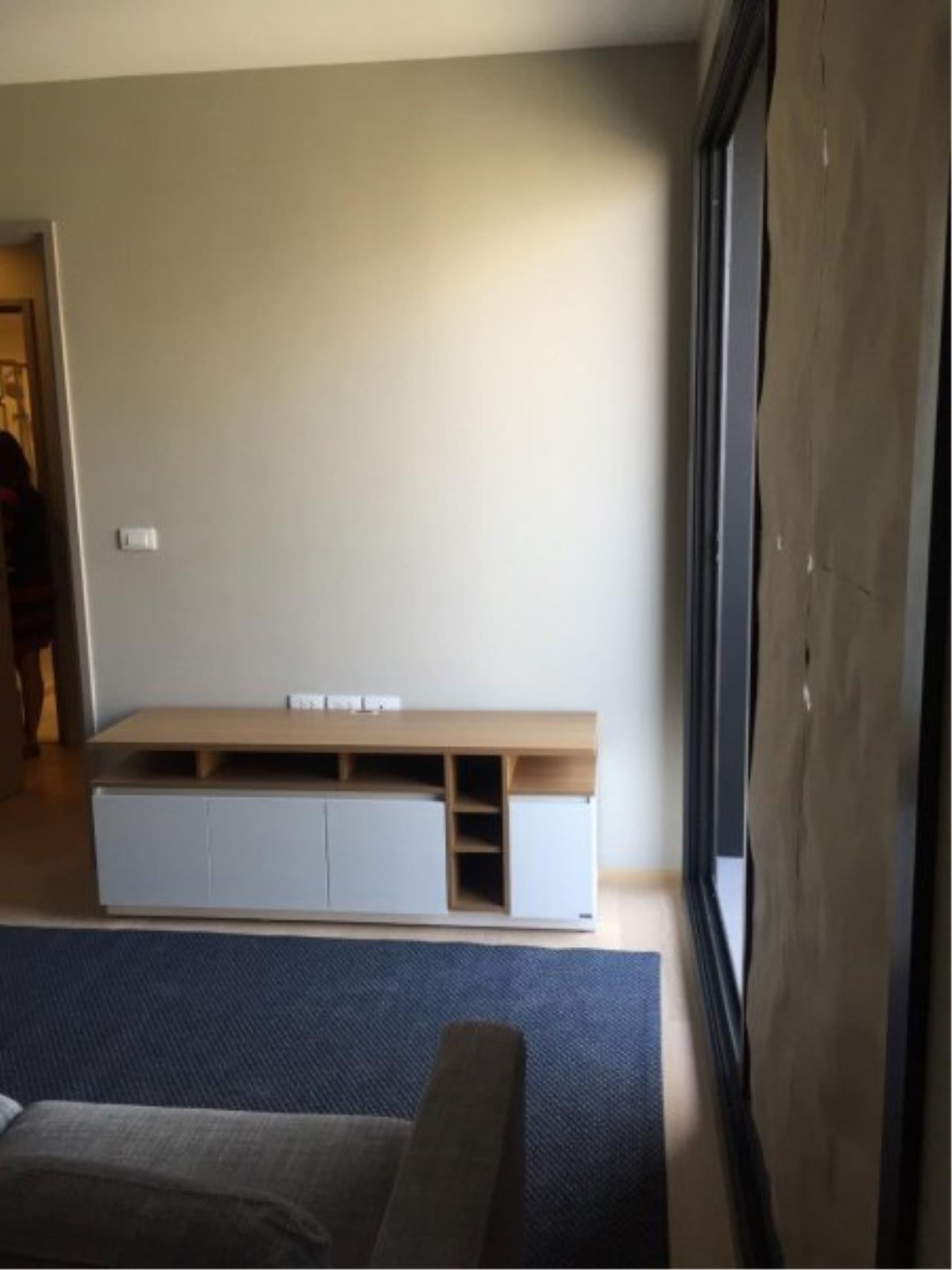 Piri Property Agency's Compact 1 Bedroom in the HQ Condo for rent on high floor 7