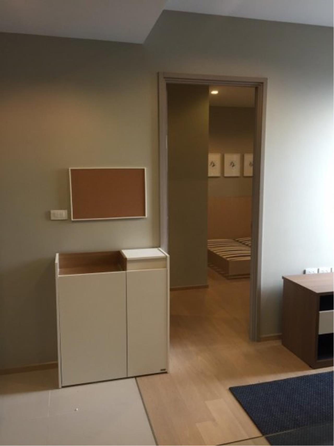 Piri Property Agency's Compact 1 Bedroom in the HQ Condo for rent on high floor 3