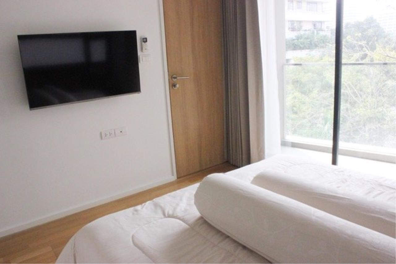 Piri Property Agency's Cozy 1 Bedroom Condo in the The Nest Ploenchit Bulding for rent on low floor 6