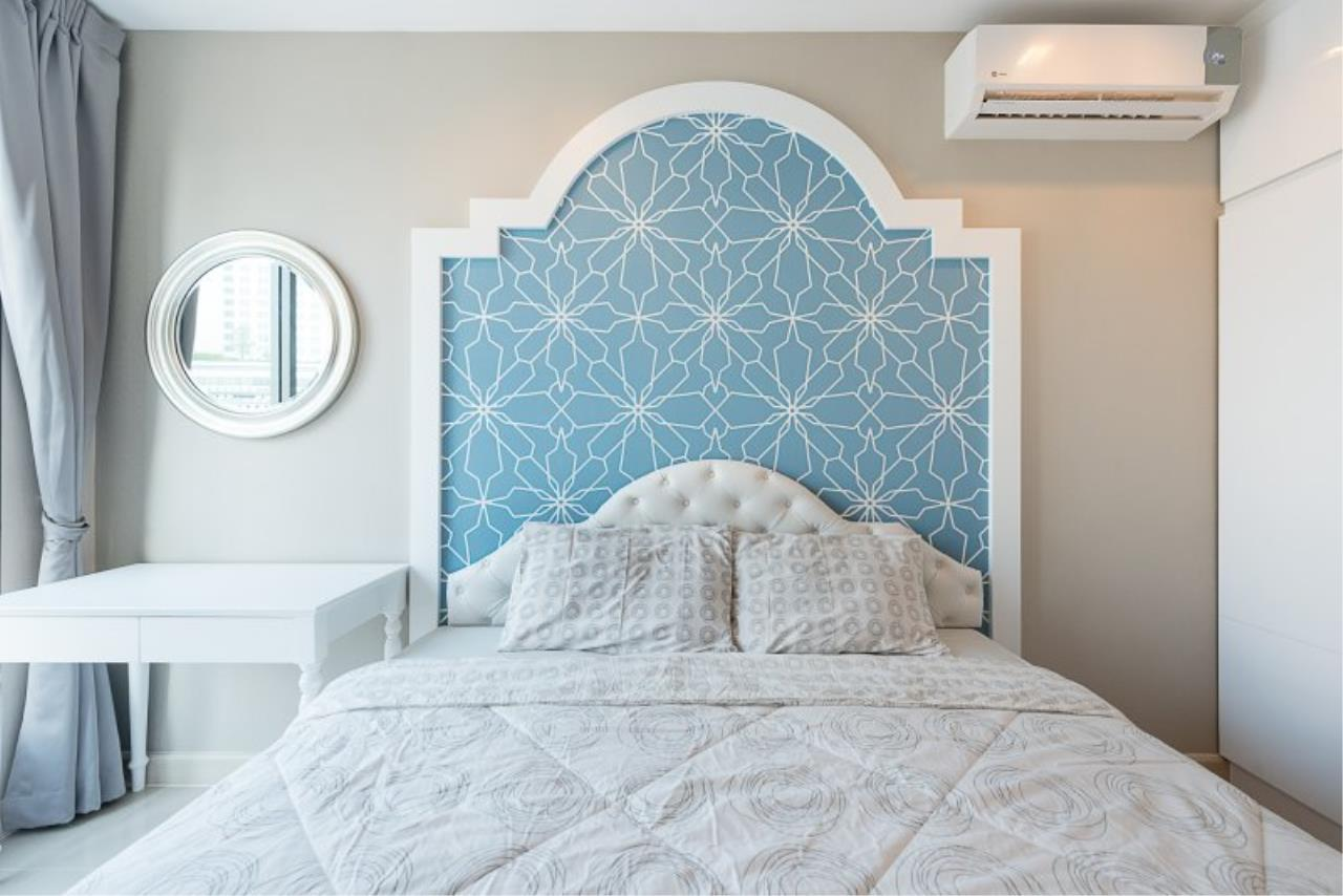 Piri Property Agency's Cozy 1 Bedroom in the IDEO Mobi Rama 9 Bulding for rent on low floor 3
