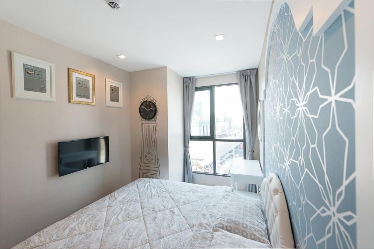 Piri Property Agency's Cozy 1 Bedroom in the IDEO Mobi Rama 9 Bulding for rent on low floor 4