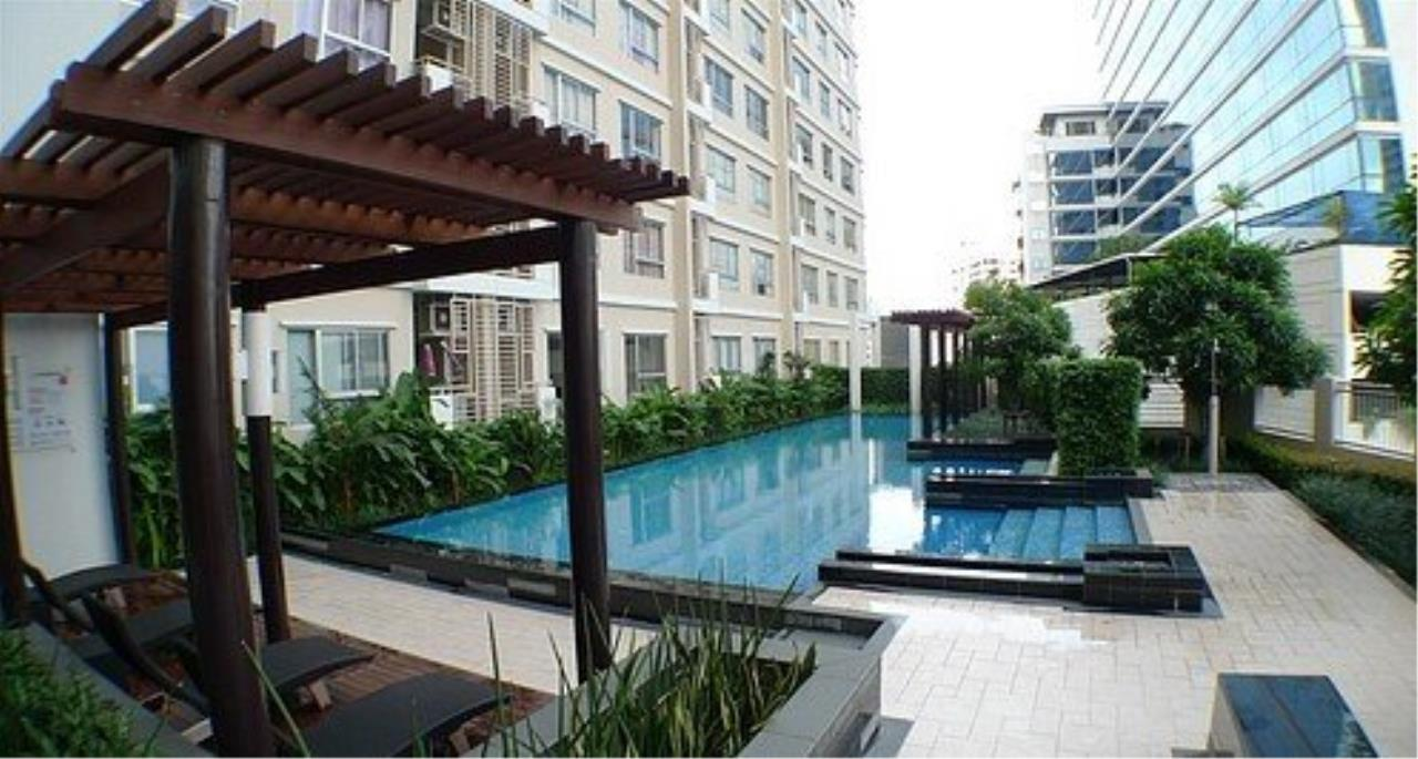 Piri Property Agency's Cozy Studio in the Condo One X building for sale on high floor 6