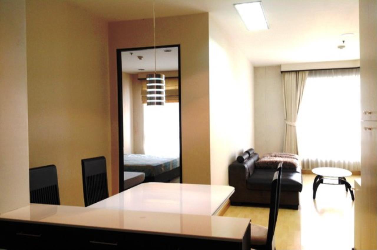 Piri Property Agency's 2 bedrooms Condo For Rent AP Citismart 2