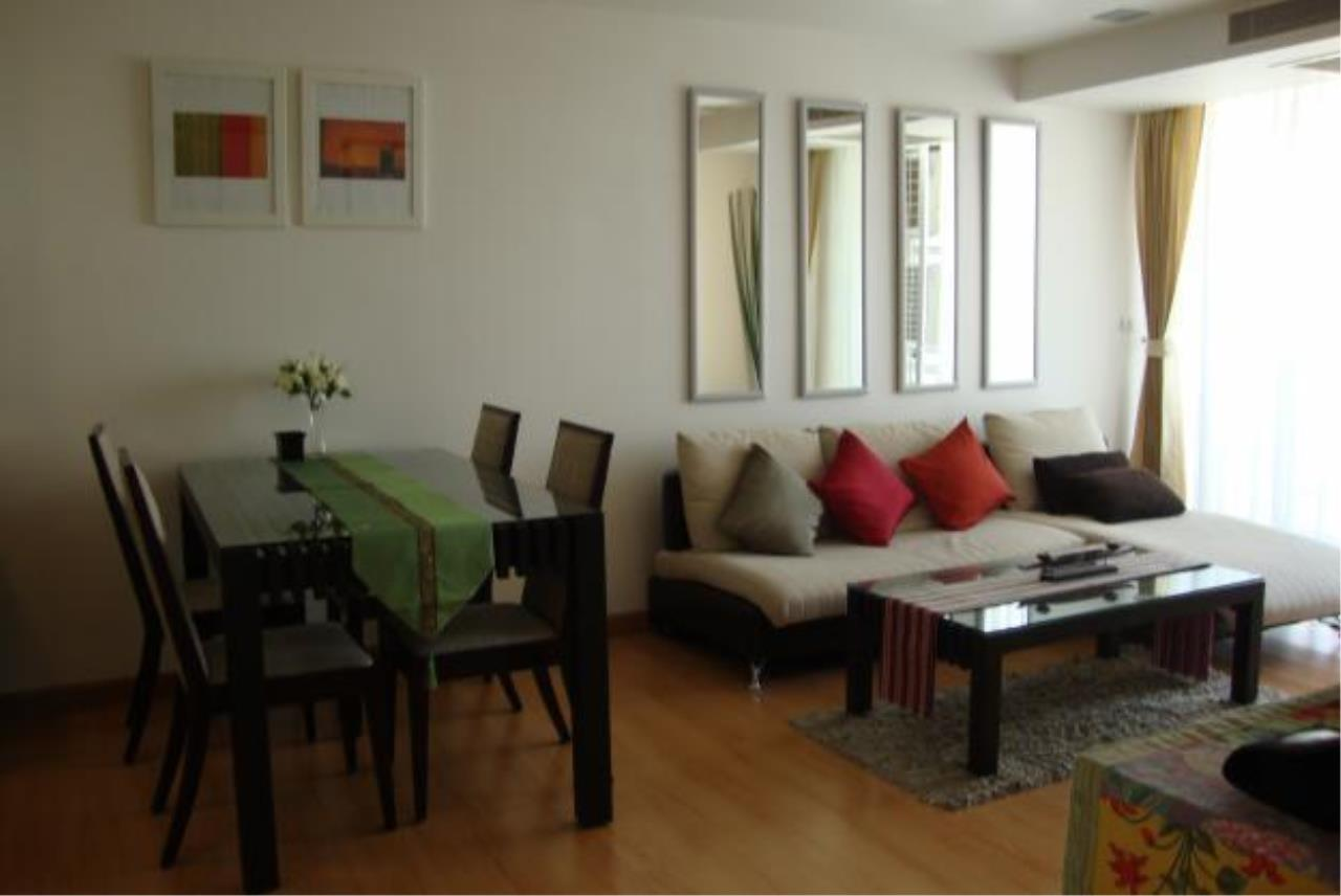 Piri Property Agency's one bedroom Condo For Rent Alcove Sukhumvit 49 5