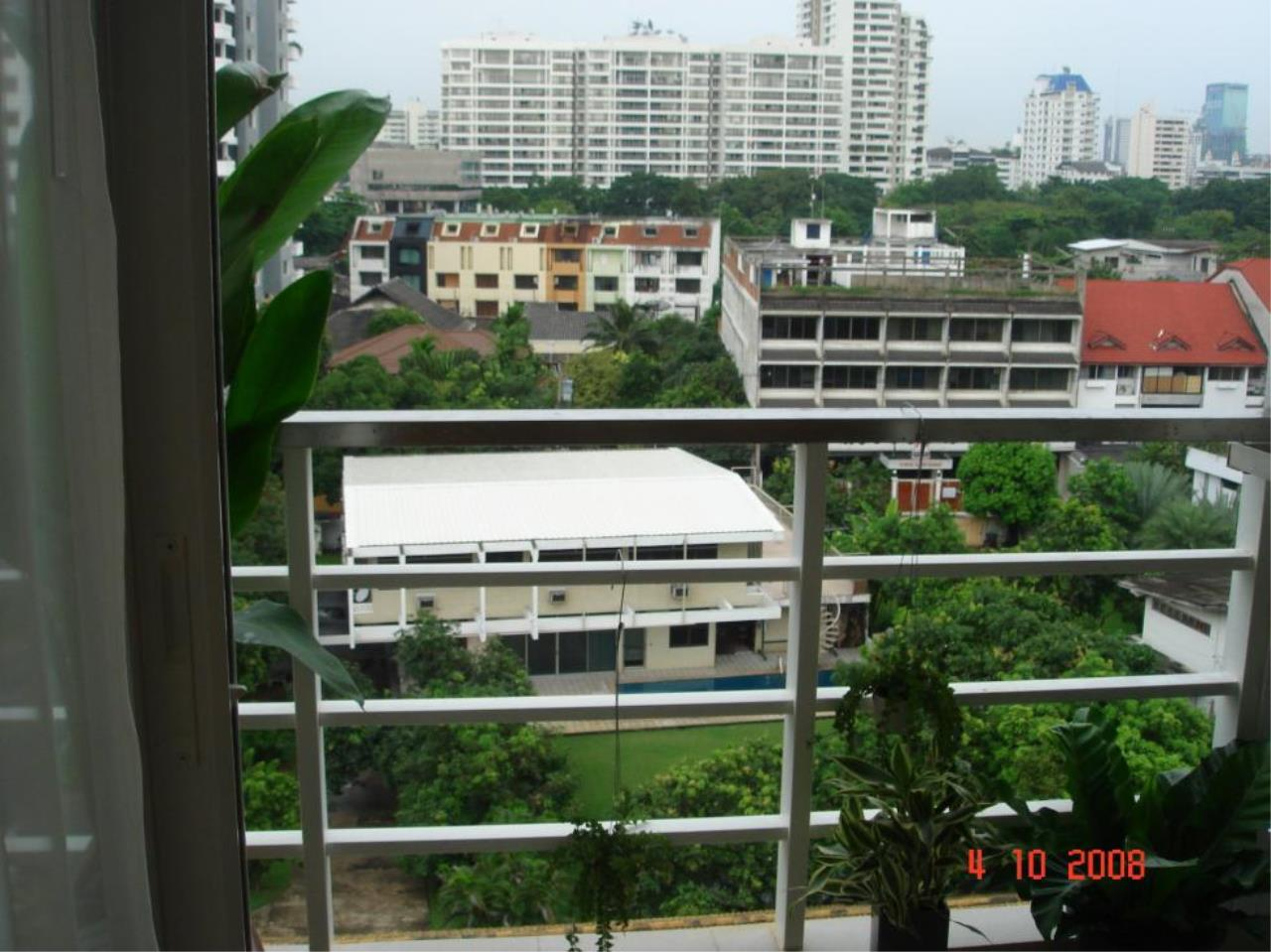 Piri Property Agency's one bedroom Condo For Rent Alcove Sukhumvit 49 4