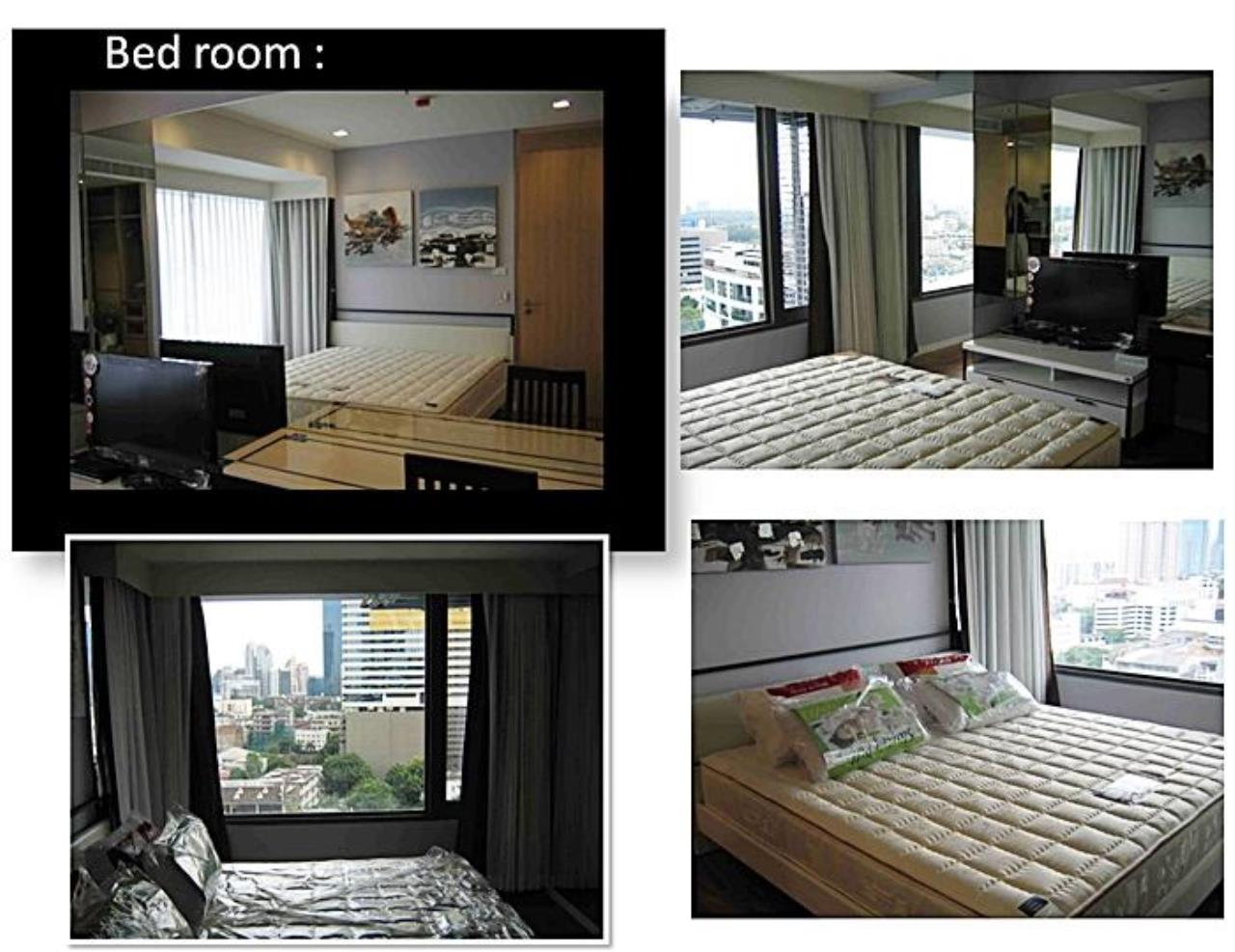 Piri Property Agency's one bedroom Condo For Rent Amanta Lumpini 4