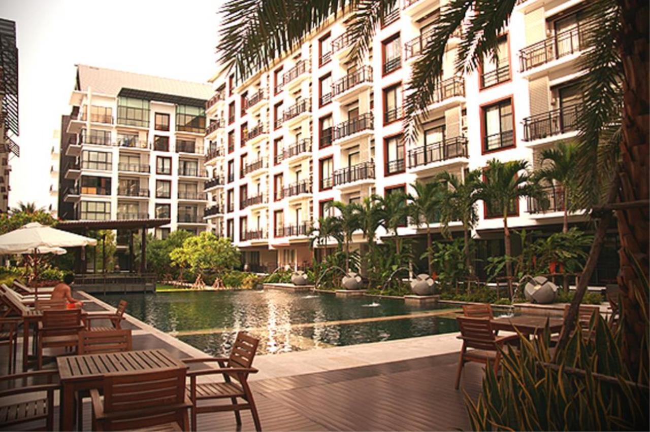 Piri Property Agency's 2 bedrooms Condo For Rent Amanta Ratchada 4