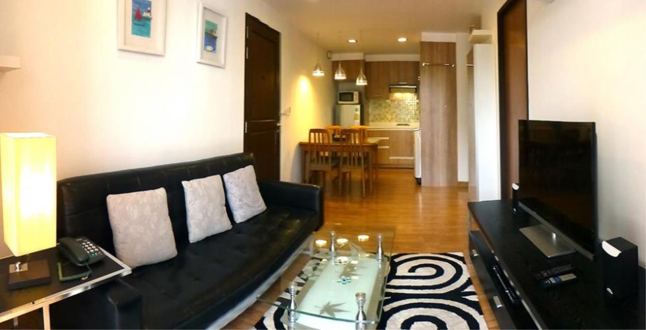 Piri Property Agency's 2 bedrooms Condo For Rent Alcove Sukhumvit 49 1