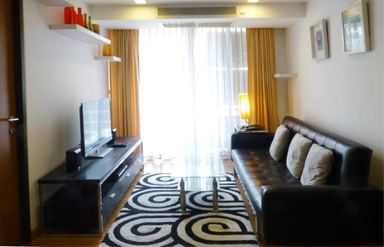 Piri Property Agency's 2 bedrooms Condo For Rent Alcove Sukhumvit 49 2