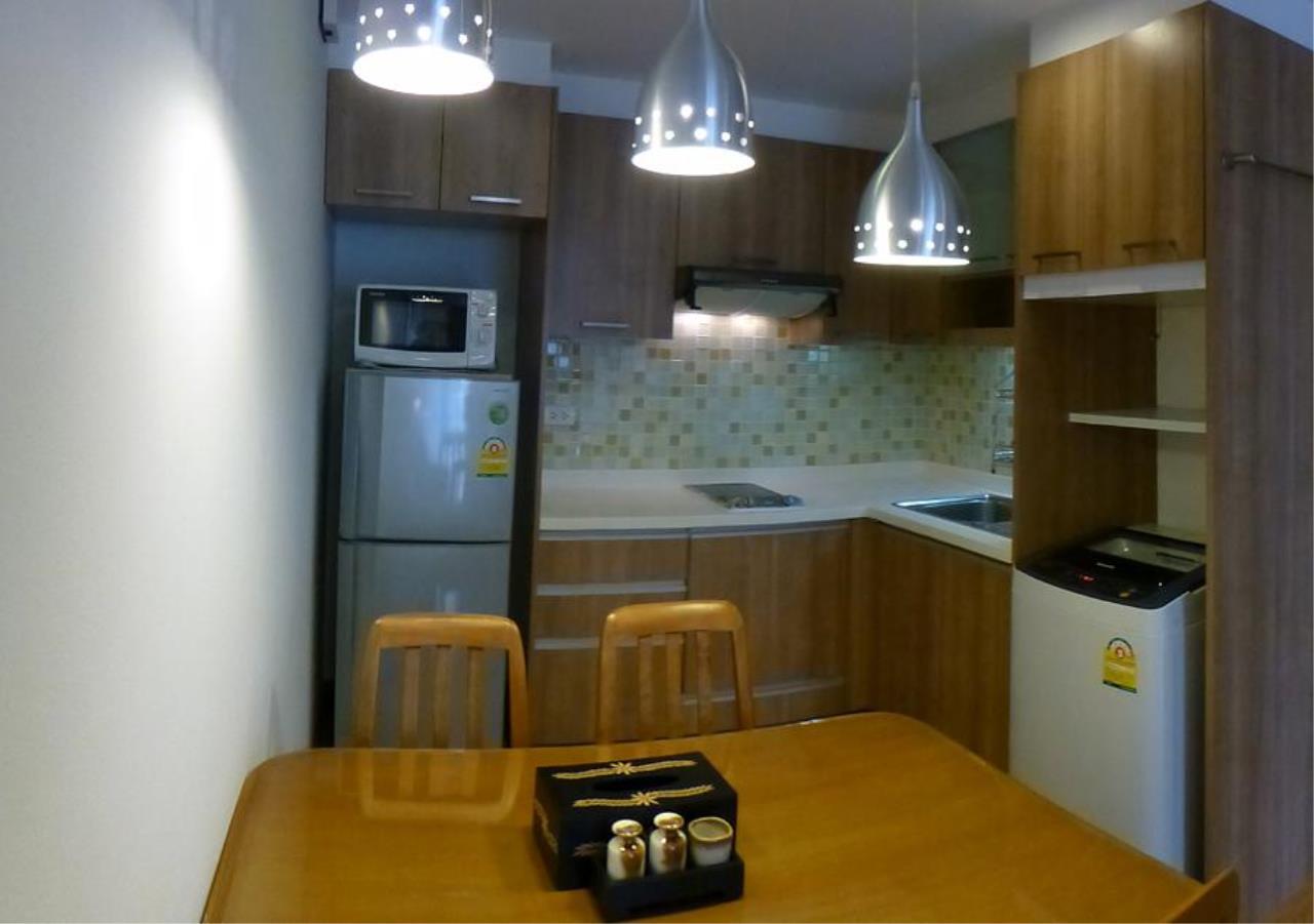 Piri Property Agency's 2 bedrooms Condo For Rent Alcove Sukhumvit 49 3