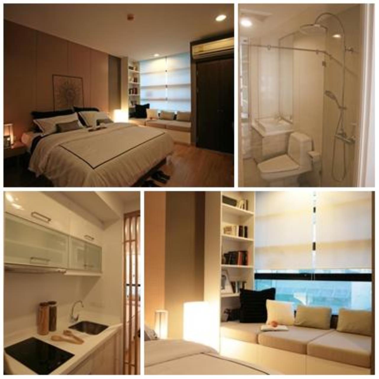 Piri Property Agency's Studio bedrooms Condo For Rent Alcove Thonglor 10 3