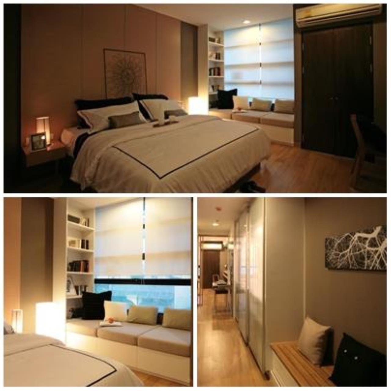 Piri Property Agency's Studio bedrooms Condo For Rent Alcove Thonglor 10 2