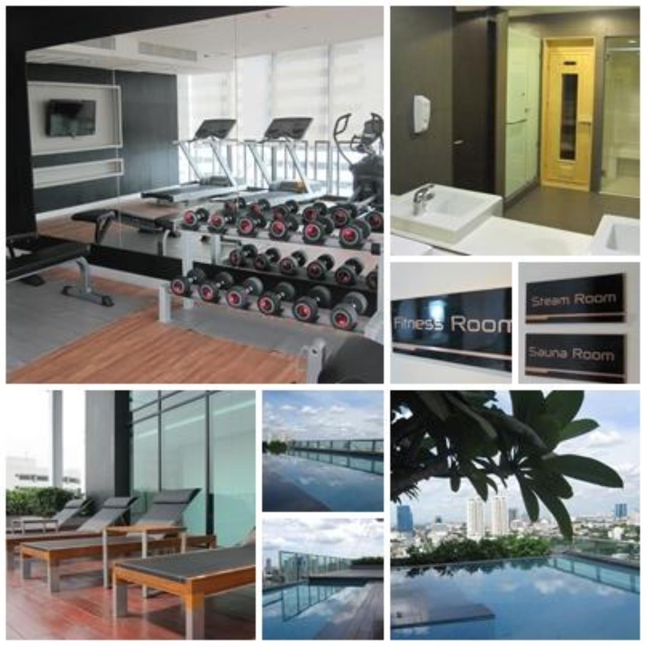 Piri Property Agency's Studio bedrooms Condo For Rent Alcove Thonglor 10 1