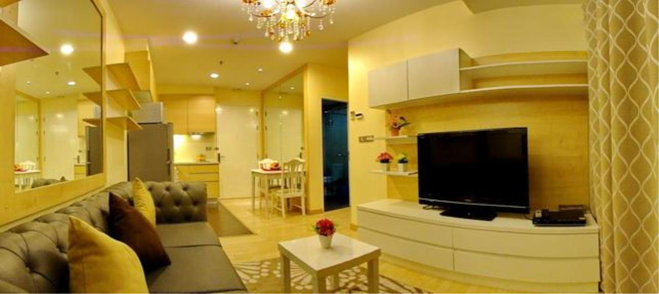 Piri Property Agency's one bedroom Condo For Rent 59 Heritage 1