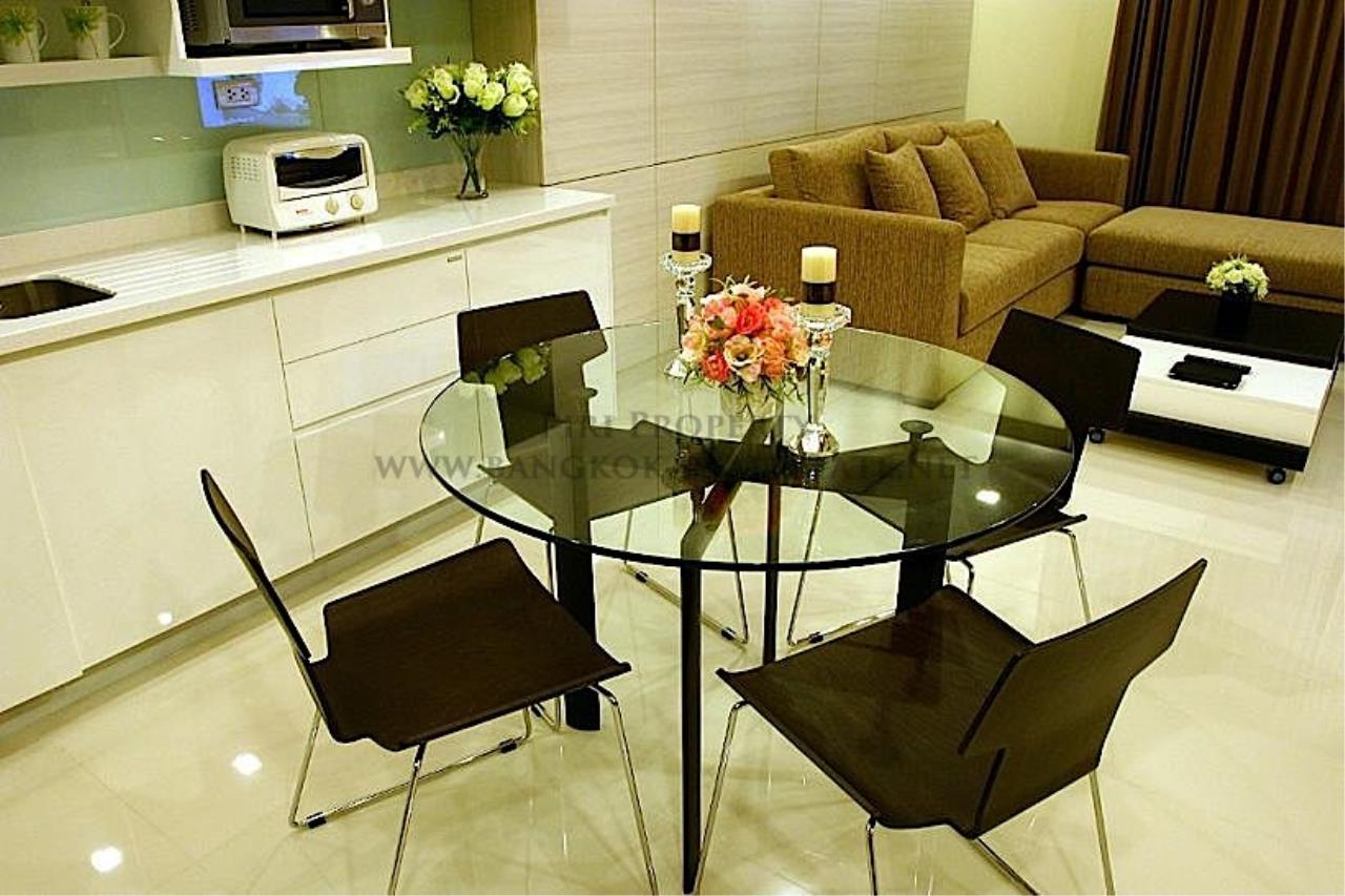 Piri Property Agency's Condo at Amanta Lumpini 4