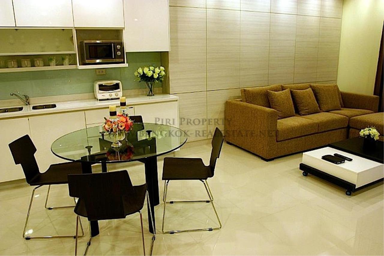 Piri Property Agency's Condo at Amanta Lumpini 6