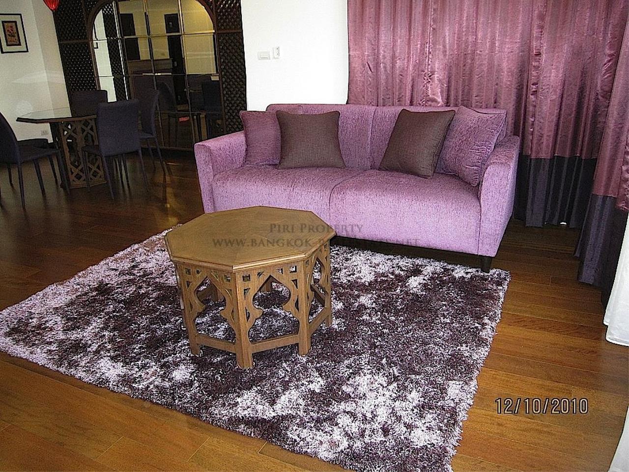 Piri Property Agency's Sathorn Garden Condo for Rent 1